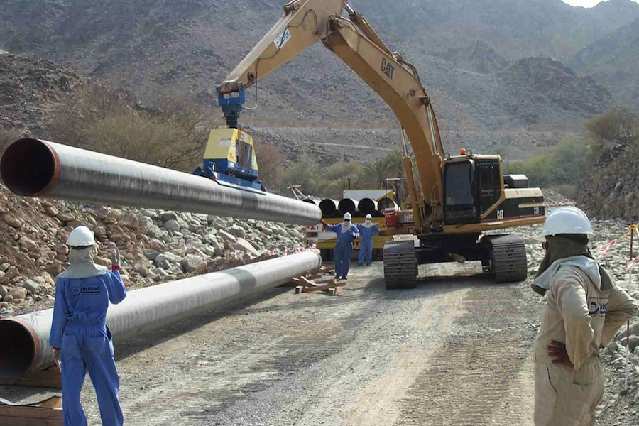 Pipelines > Engineering, Procurement & Construction - The Dodsal Group